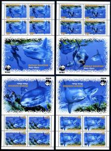 PENRHYN 2003 Nr 605-608 postfrisch (108092)