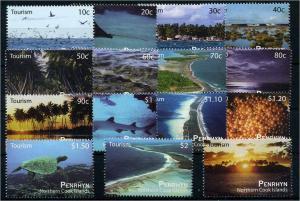 PENRHYN 2011 Nr 647-661 postfrisch (108101)