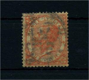 ITALIEN 1863 Nr 22 gestempelt (108168)