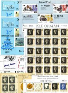 ISLE OF MAN Lot postfrisch (700218)
