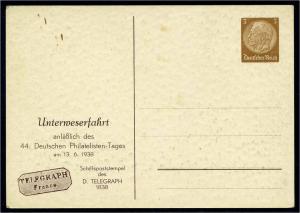 DEUTSCHES REICH 1931 Ganzsache PP122/C86-01 postfrisch (108286)