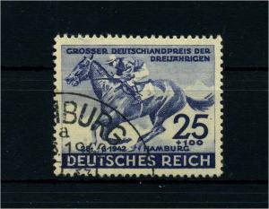 DEUTSCHES REICH 1942 Nr 814 gestempelt (108345)