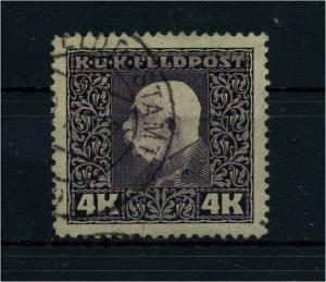 KUK Feldpost 1915 Nr 47 gestempelt (108420)
