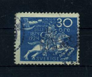 SCHWEDEN 1924 Nr 164 gestempelt (108651)