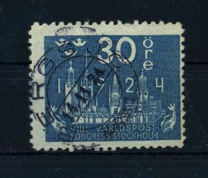 SCHWEDEN 1924 Nr 149 gestempelt (108655)