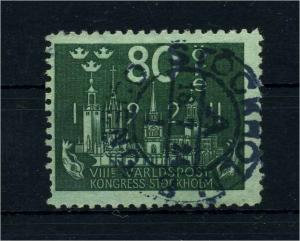 SCHWEDEN 1924 Nr 155 gestempelt (108660)