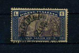 ITALIEN 1924 Nr 210 gestempelt (108710)