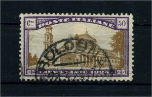 ITALIEN 1924 Nr 208 gestempelt (108711)