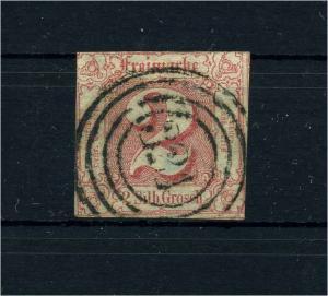 THURN+TAXIS 1859 Nr 16 gestempelt (108772)