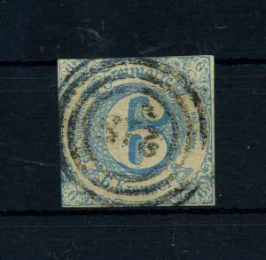 THURN+TAXIS 1862 Nr 33 gestempelt (108798)