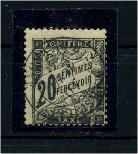 FRANKREICH 1881 Nr P17 gestempelt (109243)
