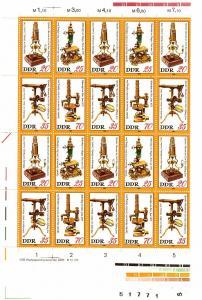 DDR 1980 Nr 2534-2537 postfrisch (700704)