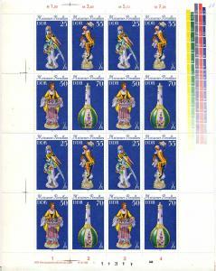 DDR 1979 Nr 2468-2471 postfrisch (700725)