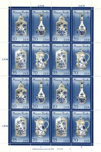 DDR 1989 Nr 3241-3244 postfrisch (700741)