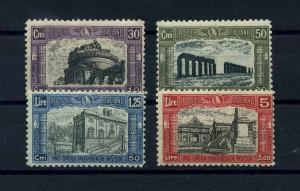ITALIEN 1928 Nr 275-278 postfrisch (109922)