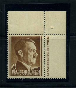 GENERALGOUVERNEMENT 1941 Nr 72 postfrisch (109979)