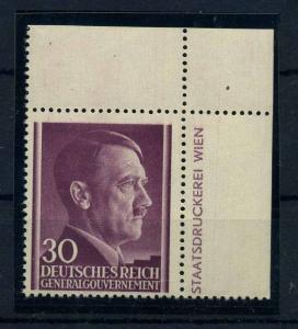 GENERALGOUVERNEMENT 1941 Nr 79 postfrisch (109986)