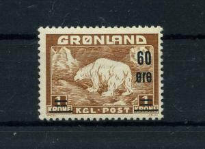 GROENLAND 1956 Nr 38 postfrisch (110141)