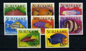 SURINAME 1976 Nr 771-778 postfrisch (110218)