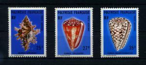 FRZ. POLYNESIEN 1977 Nr 228-230 postfrisch (110220)