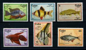 KUBA 1977 Nr 2202-2207 postfrisch (110222)