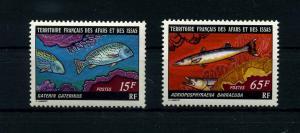 TAAF 1977 Nr 167-168 postfrisch (110224)