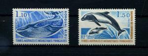 TAAF 1977 Nr 113-114 postfrisch (110227)