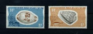 TAAF 1976 Nr 147-148 postfrisch (110233)