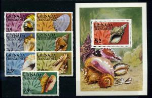GRENADA 1976 Nr 132-138 postfrisch (110235)