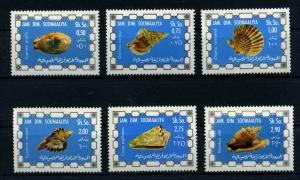 SOMALIA 1976 Nr 237-242 postfrisch (110241)