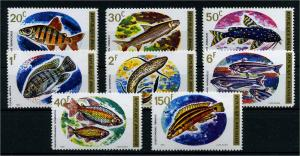 RUANDA 1973 Nr 577-584 postfrisch (110252)