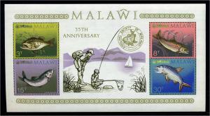 MALAWI 1974 Bl.35 postfrisch (110258)