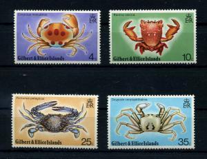 GILBERT INSELN 1975 Nr 232-235 postfrisch (110263)