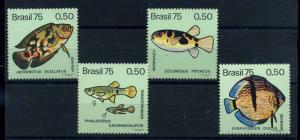 BRASILIEN 1975 Nr 1483-1486 postfrisch (110759)