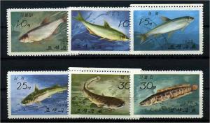 NORD-KOREA 1975 Nr 1386-1391 postfrisch (110768)