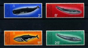 BAT 1977 Nr 64-67 postfrisch (110776)