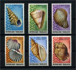 TOGO 1974 Nr 1051-1056 postfrisch (110779)
