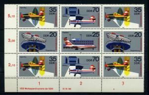 DDR 1980 Nr 2516-2519 postfrisch (110838)