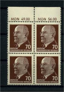 DDR 1963 Nr 938Zx postfrisch (110871)