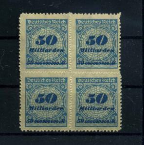DEUTSCHES REICH 1923 Nr 330B postfrisch (110990)