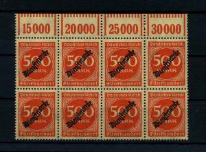 DEUTSCHES REICH 1923 Nr D81 postfrisch (111013)