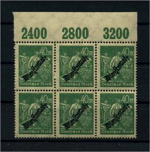 DEUTSCHES REICH 1923 Nr D77 postfrisch (111014)