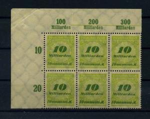 DEUTSCHES REICH 1923 Nr 328A postfrisch (111031)