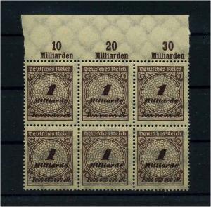 DEUTSCHES REICH 1923 Nr 325A postfrisch (111036)