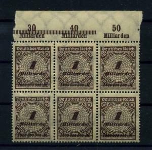DEUTSCHES REICH 1923 Nr 325A postfrisch (111037)