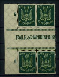 DEUTSCHES REICH 1922 Nr 215 postfrisch (111112)