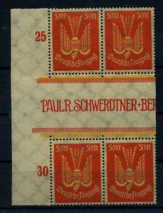 DEUTSCHES REICH 1922 Nr 218 postfrisch (111117)