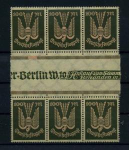 DEUTSCHES REICH 1922 Nr 237 postfrisch (111128)