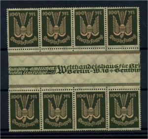 DEUTSCHES REICH 1922 Nr 237 postfrisch (111129)