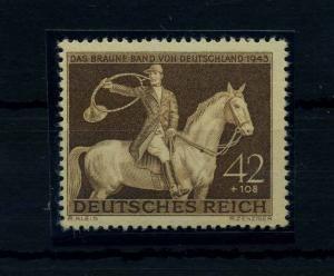 DEUTSCHES REICH 1943 Nr 854 I postfrisch (111677)